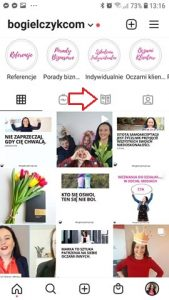 Nowa funkcja instagrama - przewodniki nainstagramie