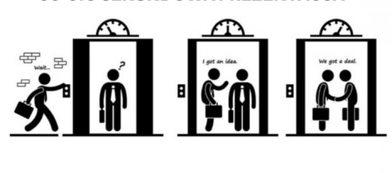 Elevator Pitch – autoprezentacja, któradziała!