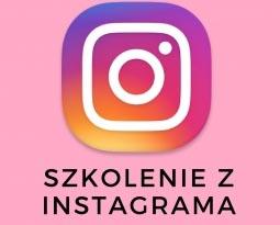 Szkolenie zInstagrama: Instagram wbiznesie.