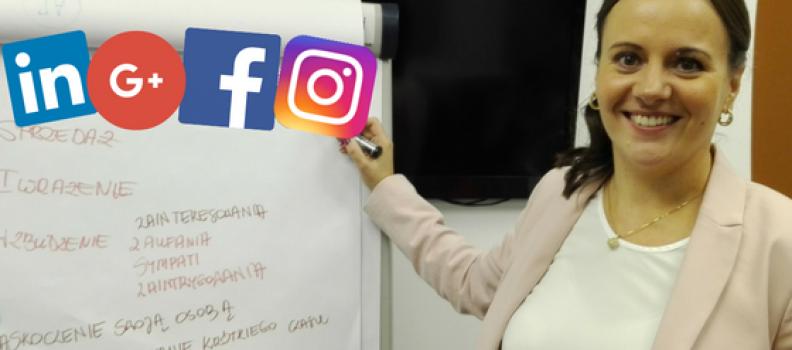 Facebook wbiznesie – szkolenie Poznań